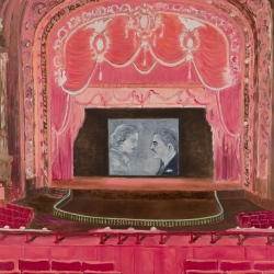 Theatre Paintings